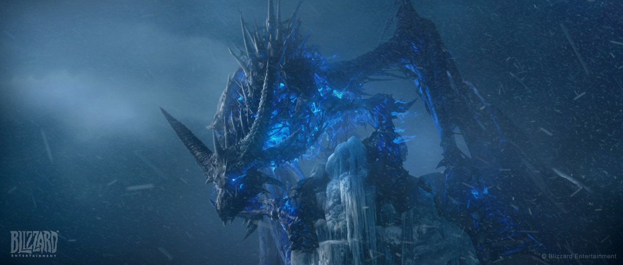 wrath of the lich king cinematic 1080p tv