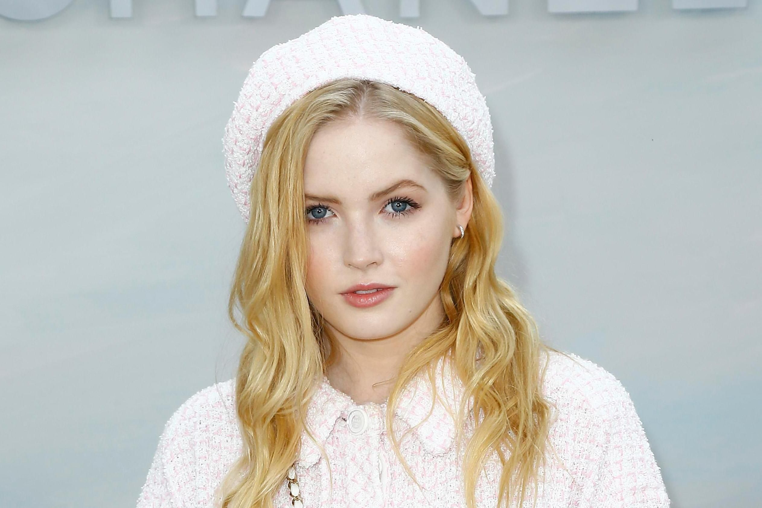 d526444c19c Who is Ellie Bamber  Les Miserables actress on BBC1 and Richard Maddens  girlfriend