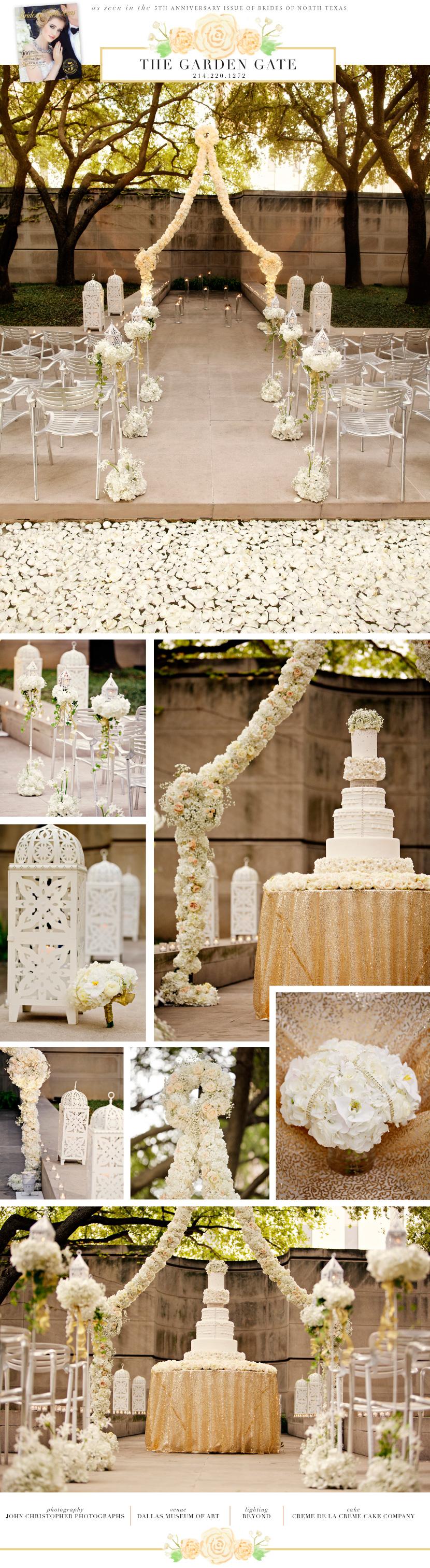 Beyond the Bouquet | The Garden Gate | Brides of North ...
