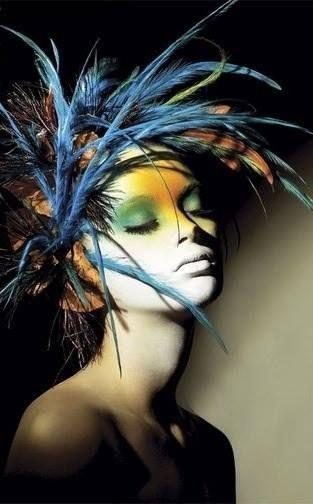 Fashion editorial sublime!