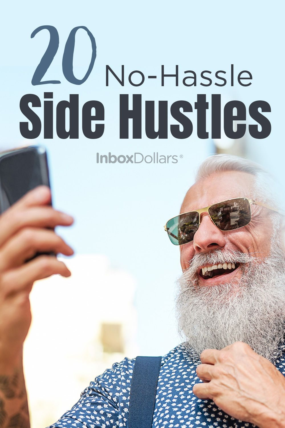 Here are 20 real side hustles you can do to earn extra
