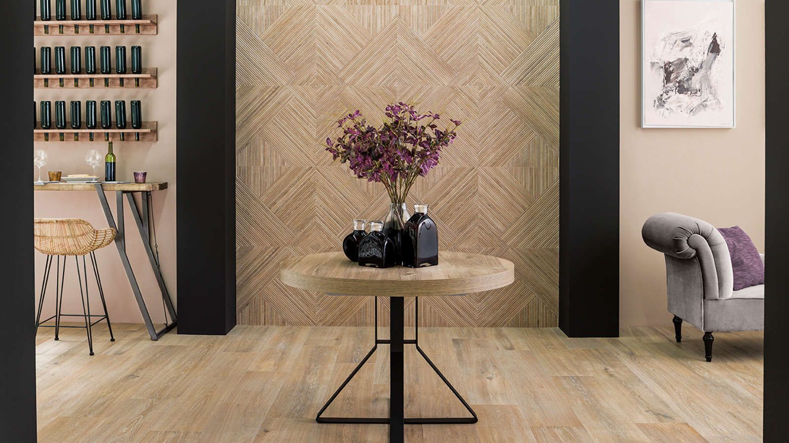 STARWOOD wall tiles Noa Tanzania Almond 59,6x59,6 cm