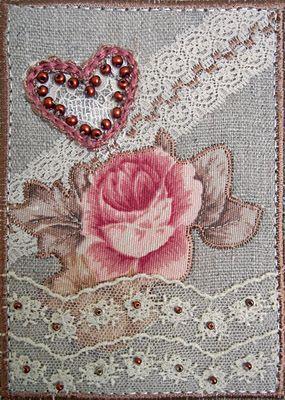 Ulla's Quilt World: Vintage - Romantic