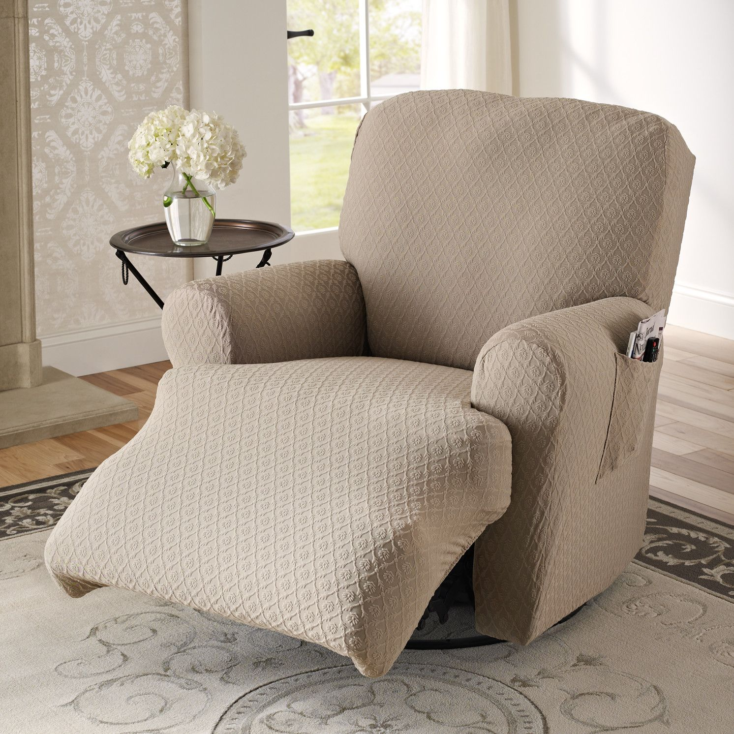 Innovative Textile Solutions Victoria Recliner Slipcover