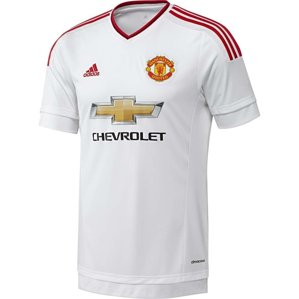 adidas Manchester United Away Jersey 15 16  855464e739db1