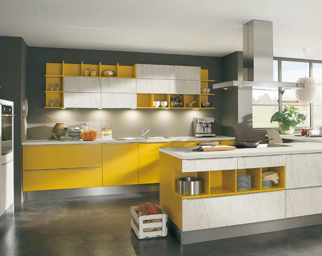 Schüller küchen bewertung es sieht sehr schön mit einer mischung aus ...