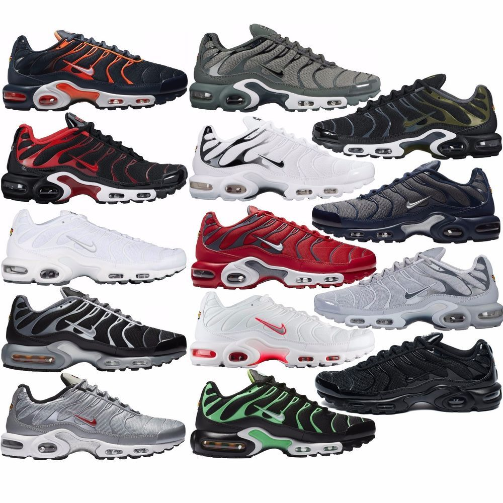 info for ca065 4ccfb NIKE AIR MAX PLUS. Tuned Air® technology in the heel of. Nike shoes size  chart Max Air units in the forefoot and heel give lightweight comfort. mark  the the ...