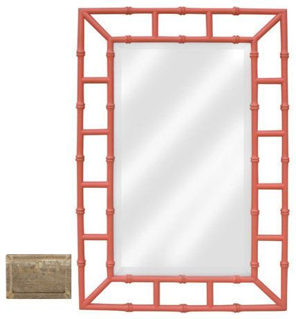 Handmade Traditional Style Mirror