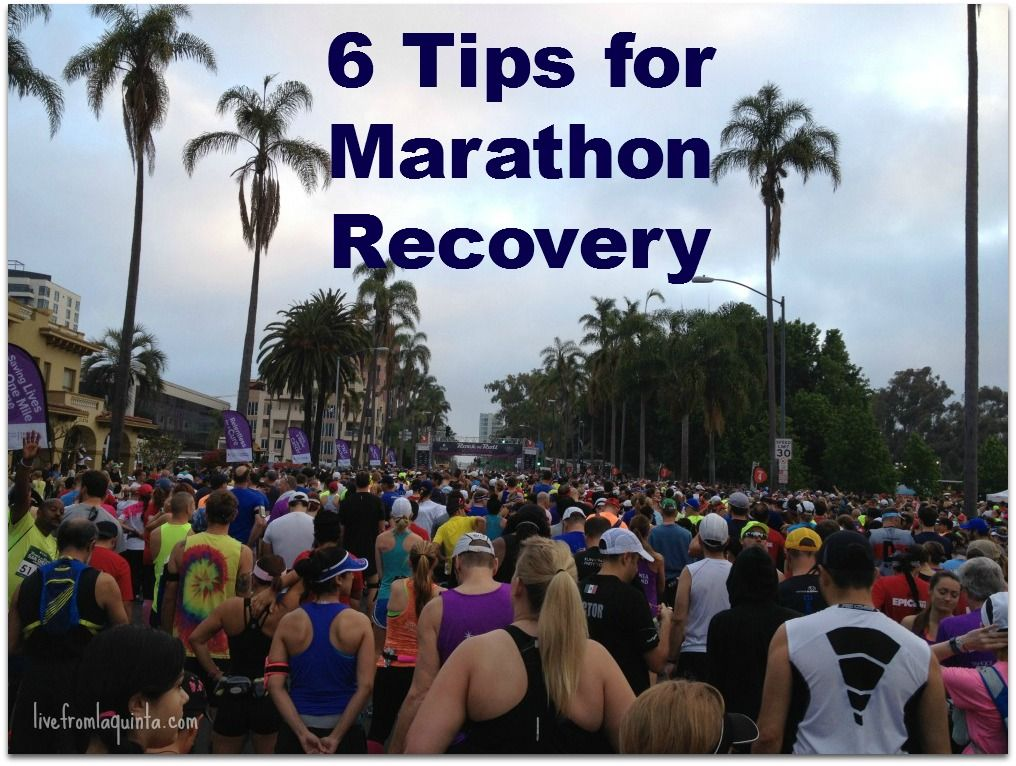 Marathon Recovery Ask the Coach: 6 Tips for Marathon Recovery