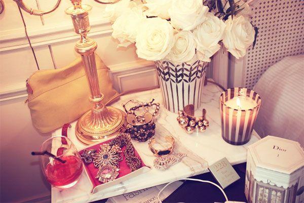 style, decor, table