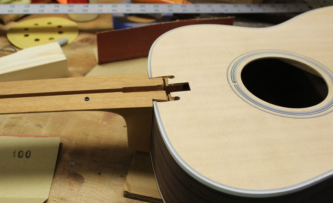 Martin Om 28 Kit Guitar Diy Luthier Guitar Guitar