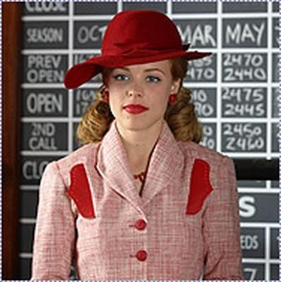 Just watched The Notebook and loved Rachel McAdams in this ...