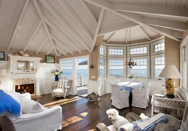 Ideal beach house