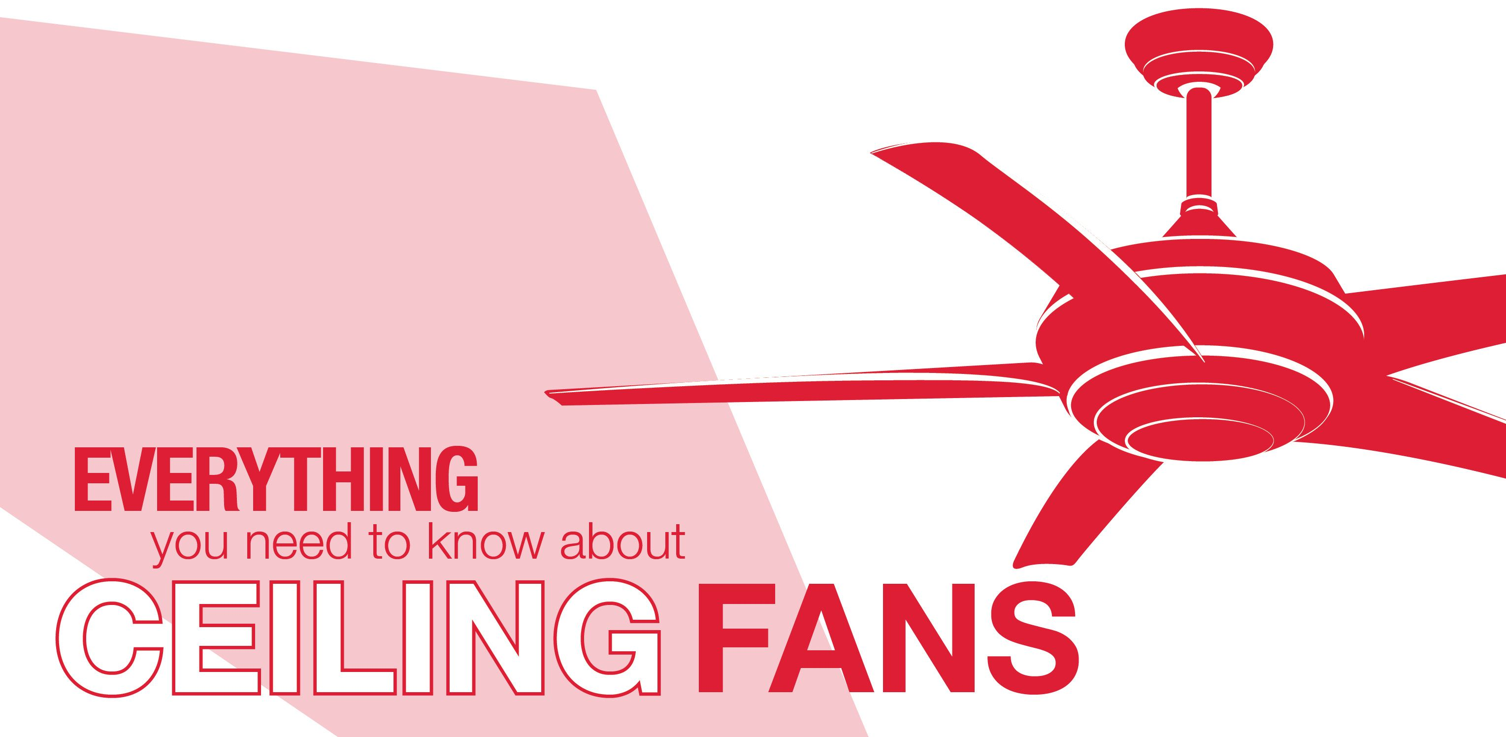 Ceiling Fans: What You Need To Know | Mr. Electric