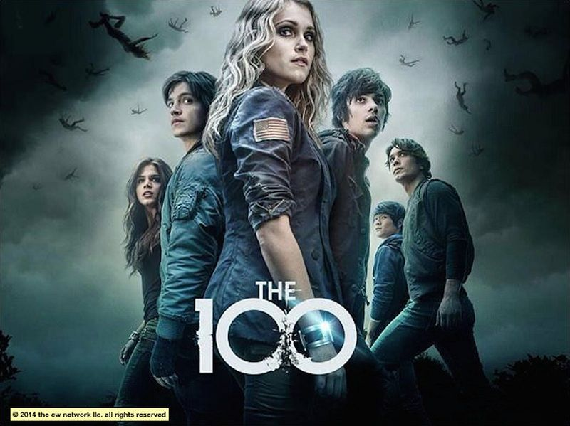 The 100 Saison 1 Jan 20th January 2015 20h45 19 45 Gmt Syfy France Tv Series To Watch The 100 Kass Morgan