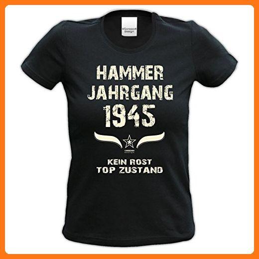 71 Geburtstag Damen Madchen Happy Birthday Fun Girlie T Shirt