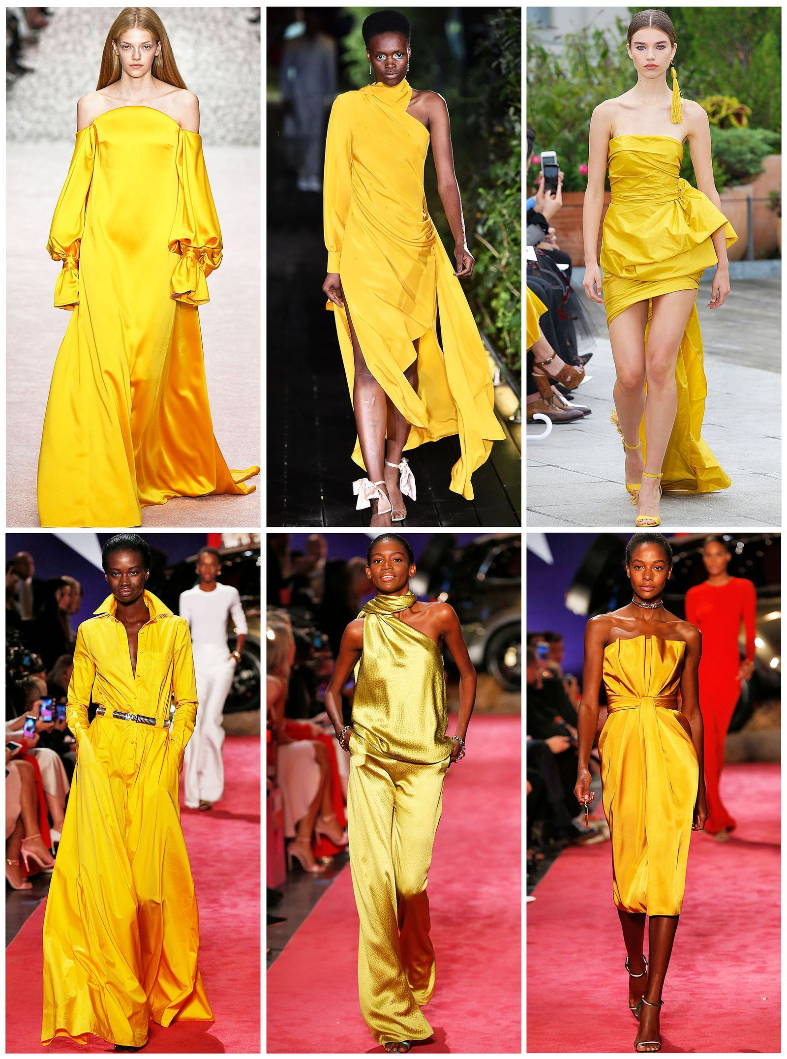 Trends spring that make a statement exclusive photo