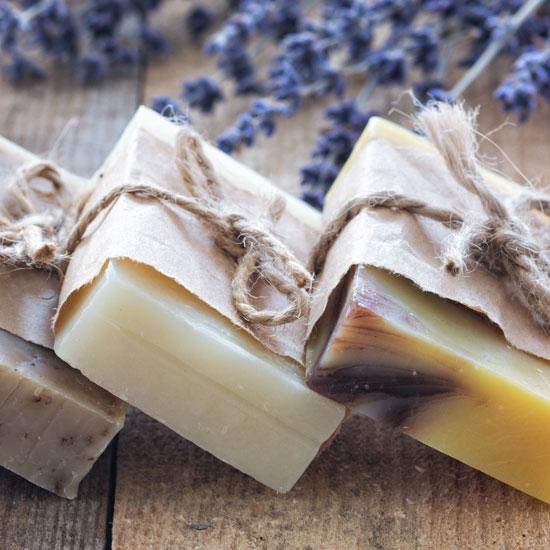 DIY Herbal Soap with Natural Ingredients