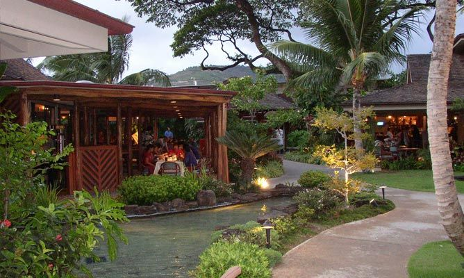 Remarkable The Willows Restaurant Oahu Hawaii Its A Buffet Download Free Architecture Designs Embacsunscenecom