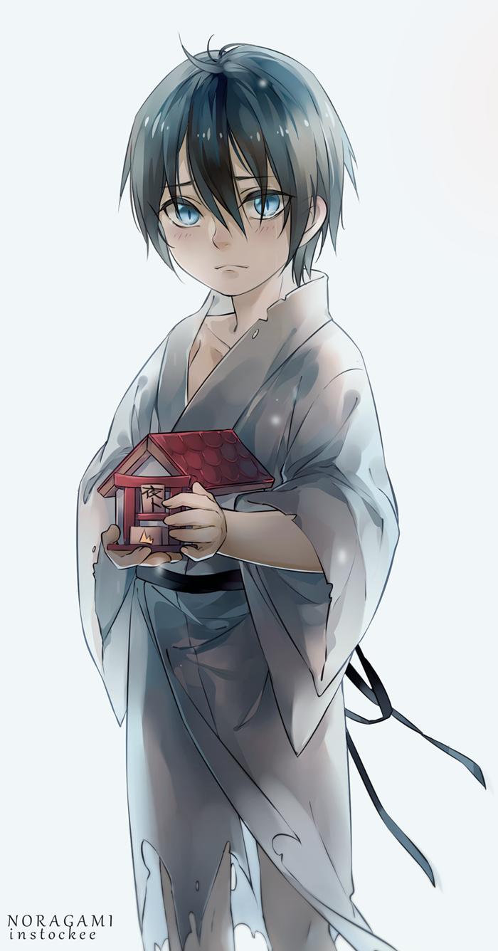 Noragami Yato Trop Mimi Et Trop Triste En Meme Temps Manga