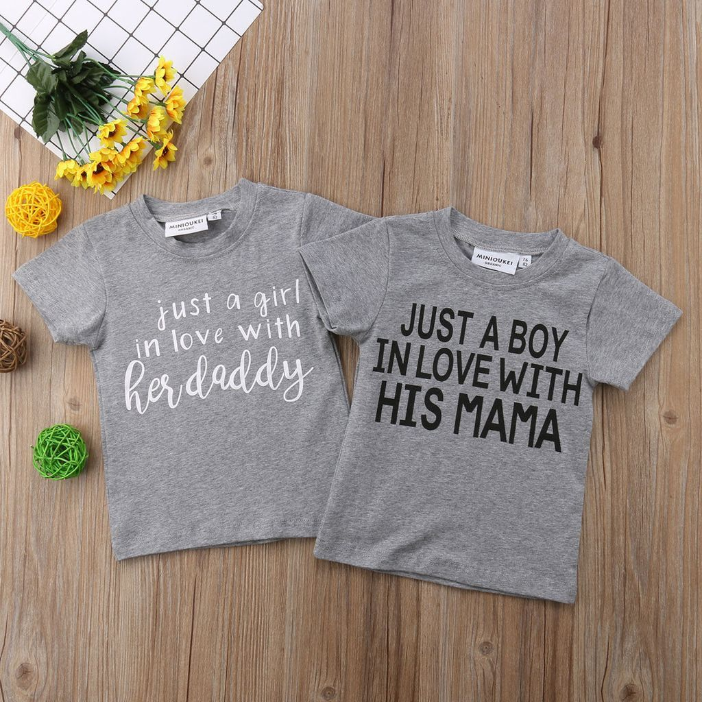 3b8e3620c Parental Love Tee Shirts - Boys and Girls