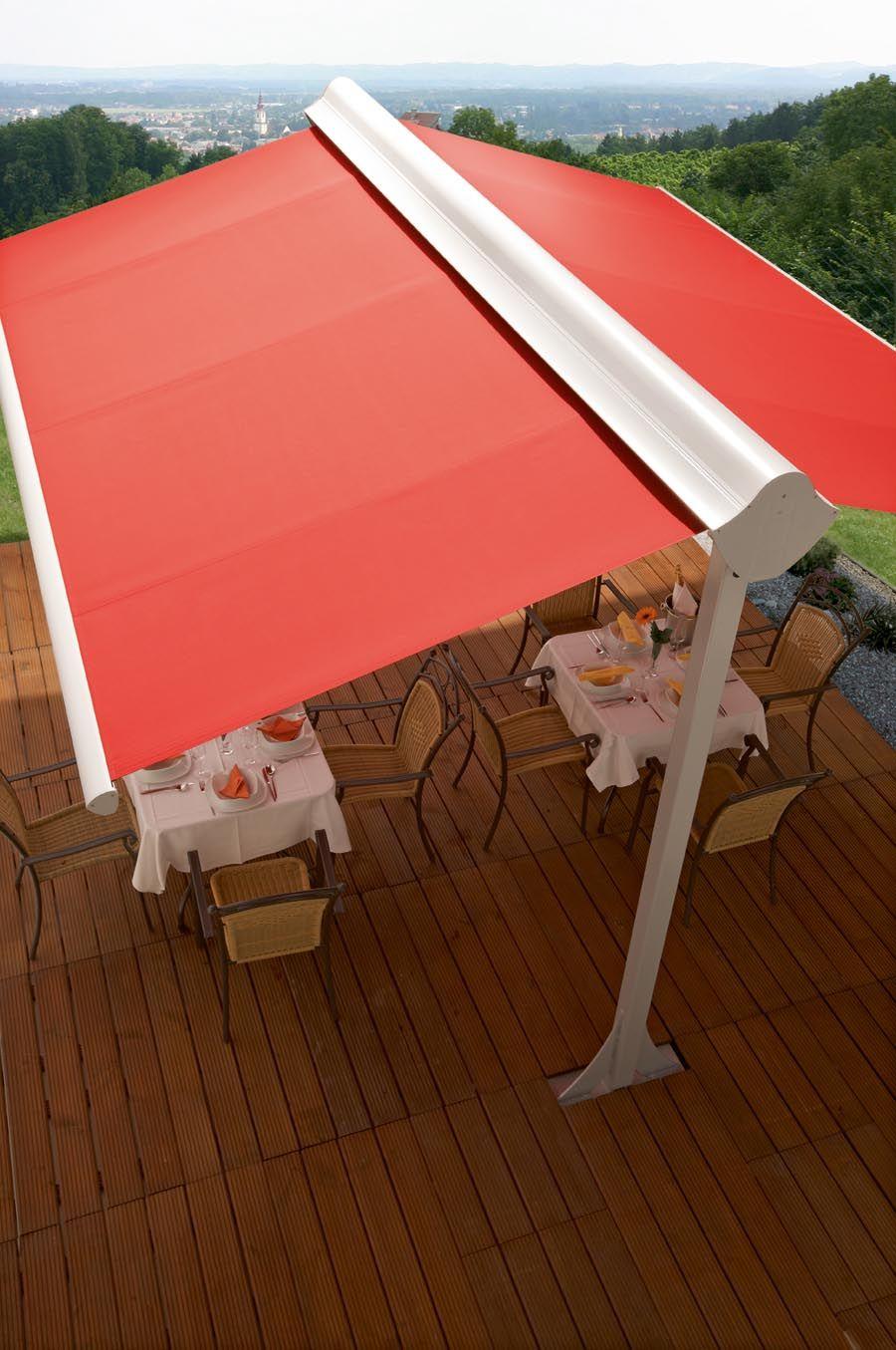 Pergola Retractable Waterproof Canopy | Pergola in 2019