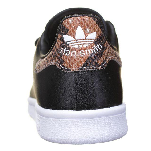adidas stan smith noir serpent
