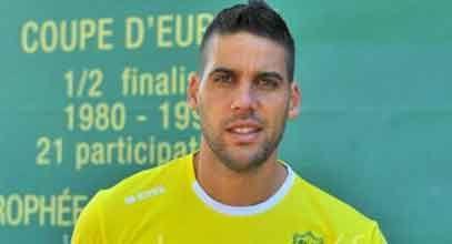 Gabriel Cichero, futbolista venezolano #LaVinotinto