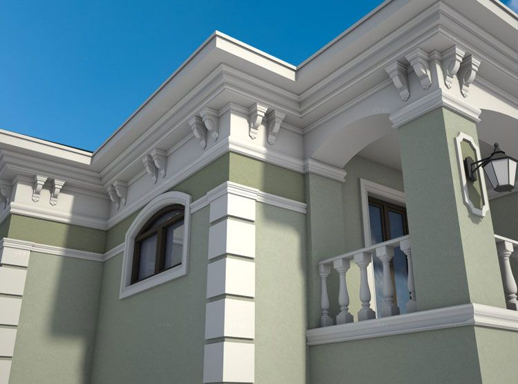 Stucco Ideas For Front Of House Plaster Finishes Exterior
