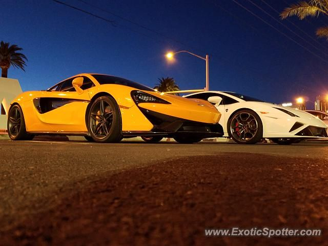 Mclaren 570s Spotted In Las Vegas Nevada Shabby Chic Bathroom Shabby Chic Fast Times