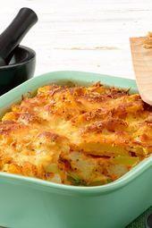 Photo of Hearty cauliflower casserole with mozzarella # cauliflower …