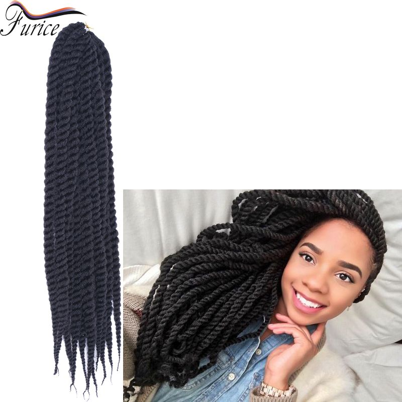 Aliexpress Buy 12to24in Kinky Curly Hair Crochet Braid Hair