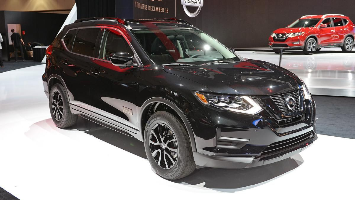 The Force Awakens The Nissan Rogue One Star Wars Edition Comes Rogue One Star Wars Nissan Rogue Nissan