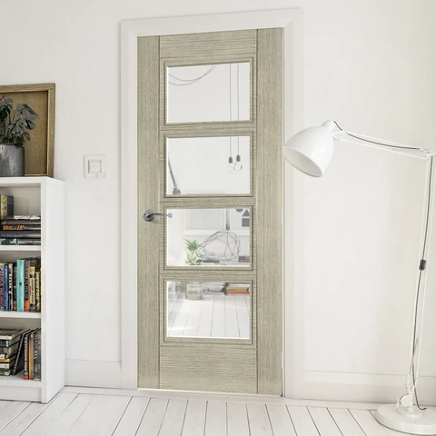 Photo of Grey Internal Doors