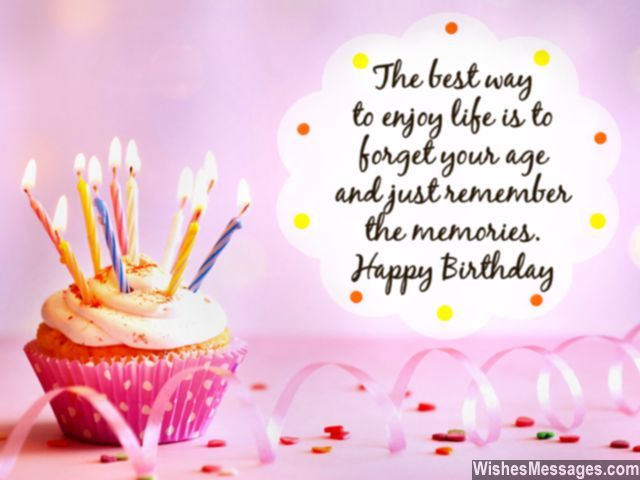 Beautiful Birthday Wishes For Old People Over 50 Years Of Age