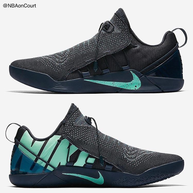 Nike KOBE A.D. NXT Features Innovative Lacing System - EU Kicks: Sneaker  Magazine | Shoes | Pinterest | Kobe, Magazines and Footwear