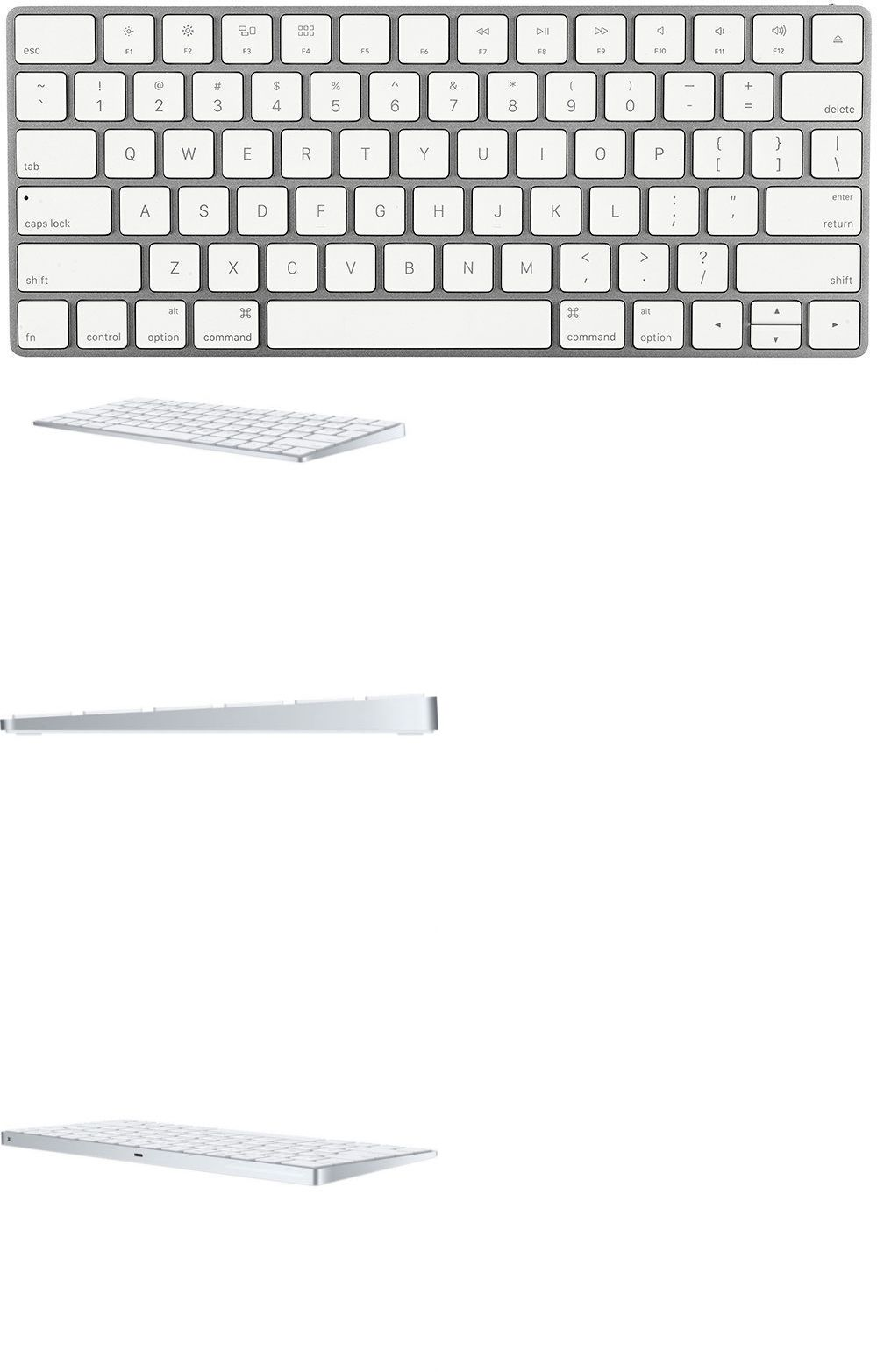 c417ac0313e Keyboards Mice and Pointers 3676: Apple Magic Keyboard 2 (Mla22ll A) Rechargeable  Wireless Ready -> BUY IT NOW ONLY: $59.99 on #eBay #keyboards #pointers ...
