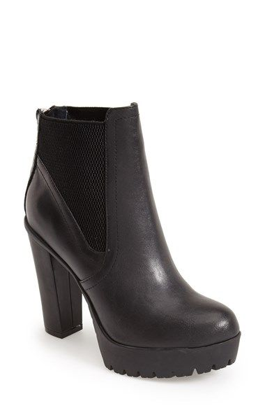 ad60167d3c9 Steve Madden  Amandaa  Platform Bootie (Women) available at  Nordstrom