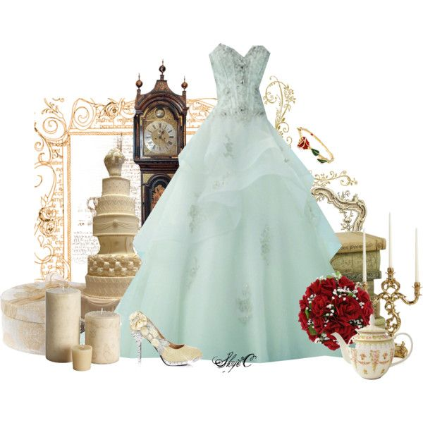Princess Belle Wedding - Disney\'s Beauty and the Beast\