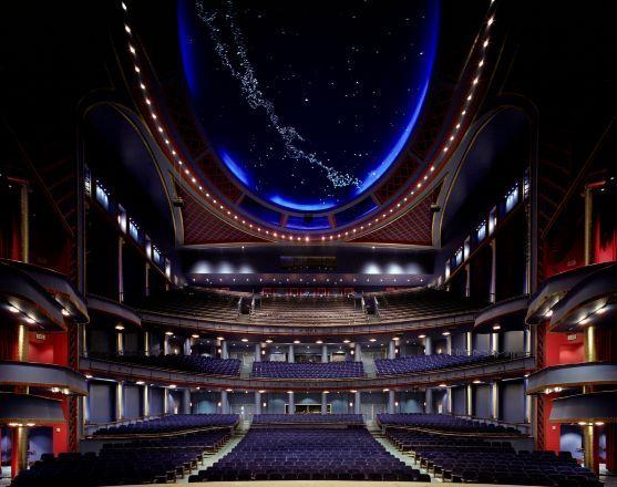 SAROFIM HALL. The Hobby Center, Houston. | Dich, teure Halle... | Houston, Texas, Places