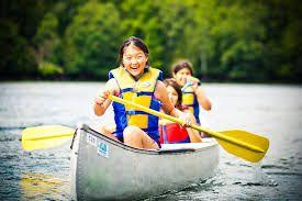 Image Result For Kids Canoeing
