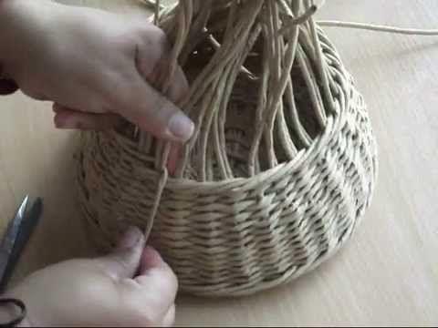 3b2e558bc Papierové pletenie: Jednoduchá uzávierka/Paper weawing: Easy ending ...