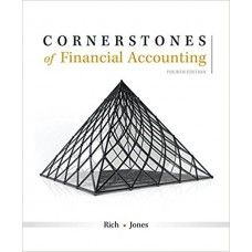 Solution Manual for Cornerstones of Financial Accounting