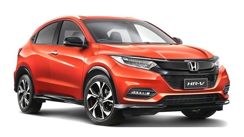 """on Instagram """"Honda HRV Launch Expected"""