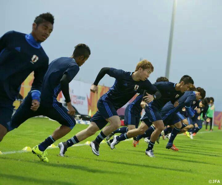 U-23 Japan Olympic team
