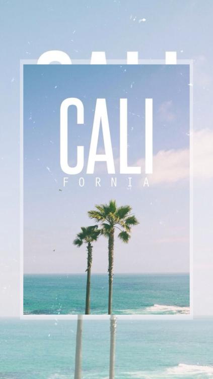 Wallpaper california s Random Tumblr Wallpapers e lockscreens para celular Pinterest ...