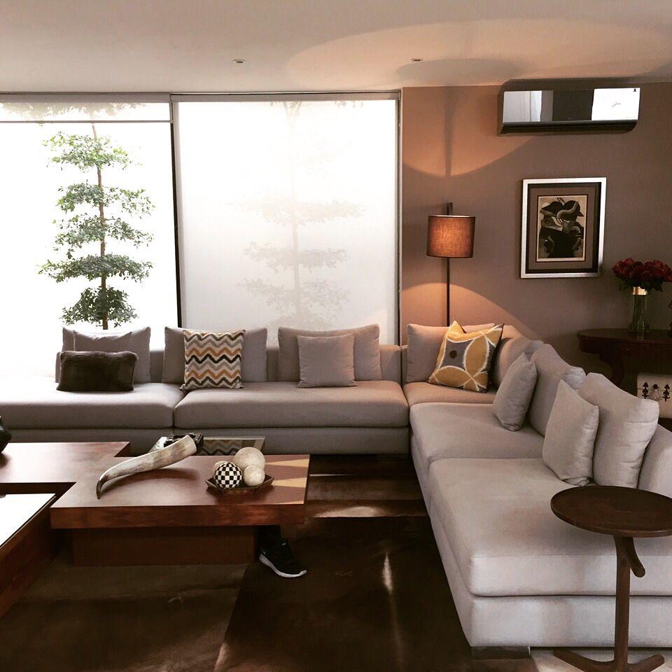 Sala Modular Solo En Doblee Muebles A La Medida Muebles De Alta  # Muebles Guadalajara
