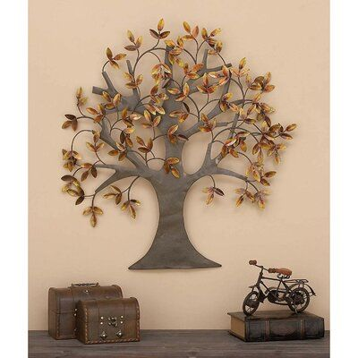 Cole Grey Arbor Wall Decor Products In 2019 Tree Wall Decor