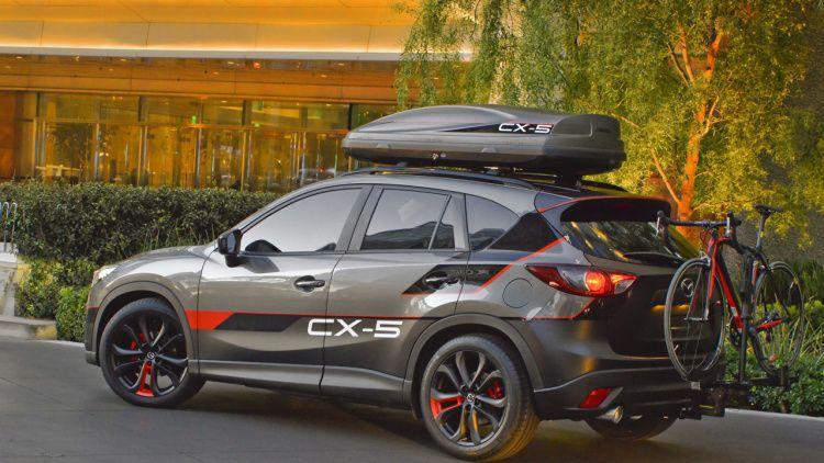 Mazda CX5 Dempsey Concept Photo Gallery in 2020 Mazda