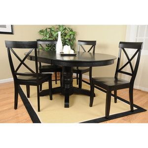Comfort Decor Country Classics Dining Table Walmart Com Dining Table Dining Table In Kitchen Dining Room Sets